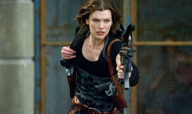 'Afterlife' is fun, Milla Jovovich says