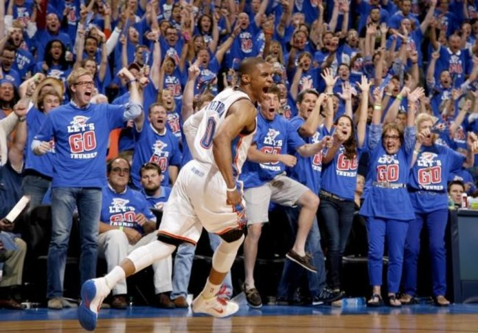 Thank you for everything, Russ:' Thunder fans weigh in on Russell  Westbrook's return to OKC