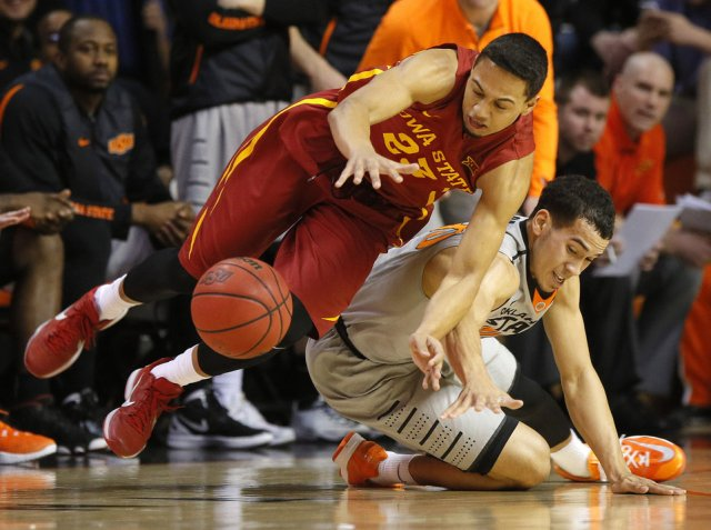 watch Oklahoma State Cowboys Vs. Iowa State Cyclones Live