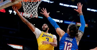 Five takeaways from the Thunder's 112-107 loss at Lakers