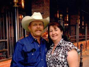 photo - Denver and Martha Holloway were shot to death March 8 in their home near Boley. Photo provided