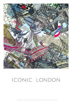 Senecio - Iconic London