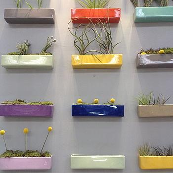 Brick Vases