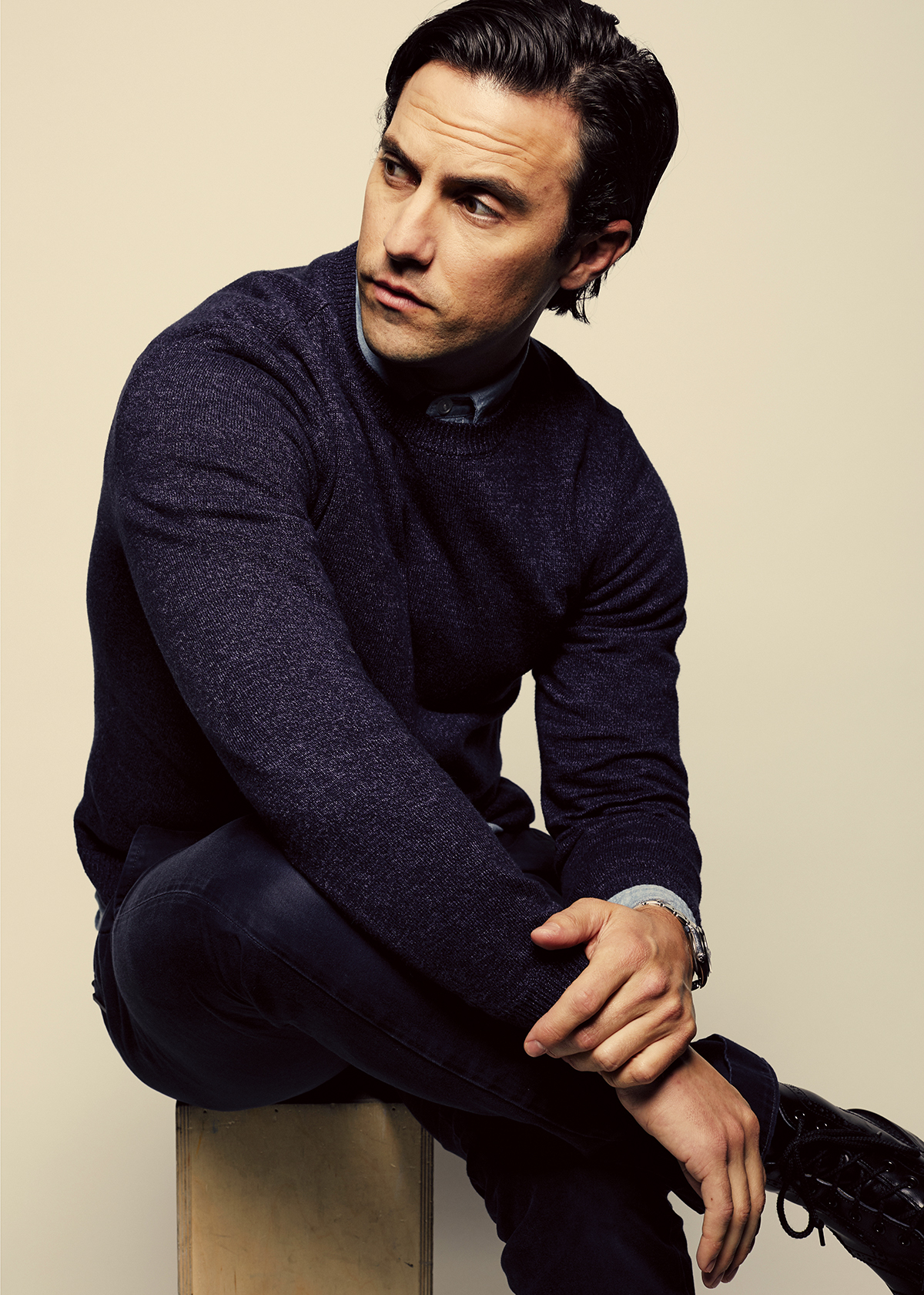 A Few Things to Know About O C  Native and TV Star Milo Ventimiglia Photograph by Erik Tanner