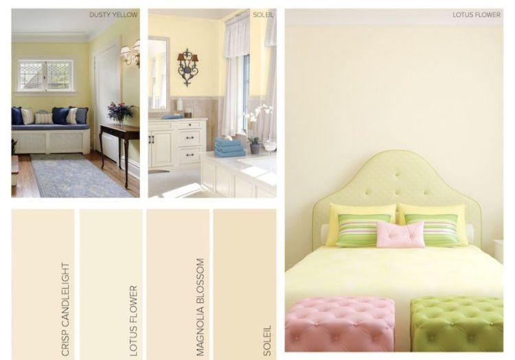 Our Favorite Shades Of Yellow Paint Colors Paintzen
