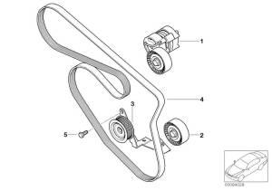 BMW E90 Drive Belt Replacement | E91, E92, E93 | Pelican
