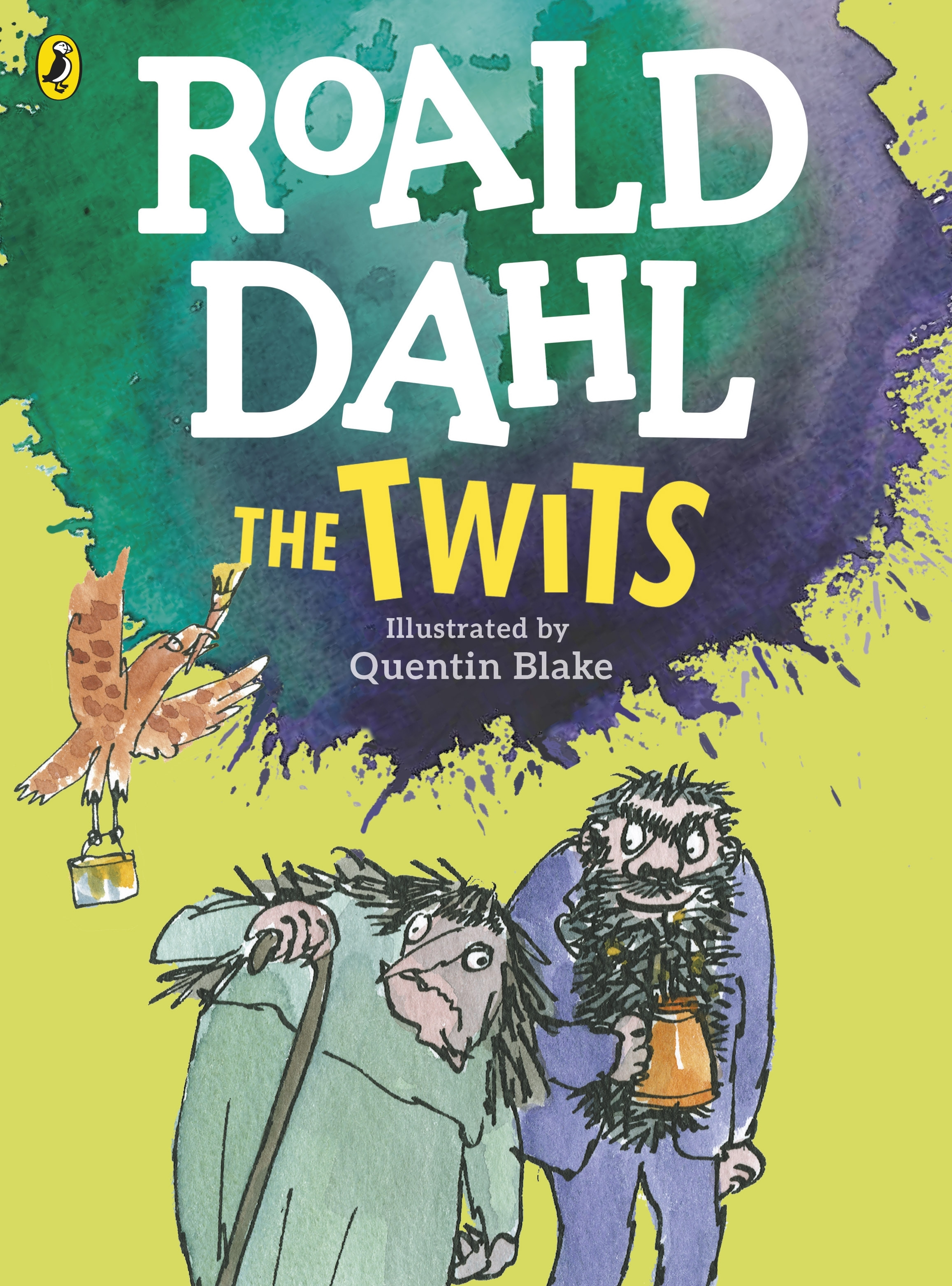 The Twits Colour Edition By Roald Dahl