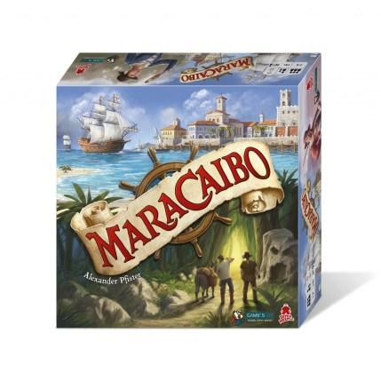Buy Maracaibo - Board Games - Super Meeple