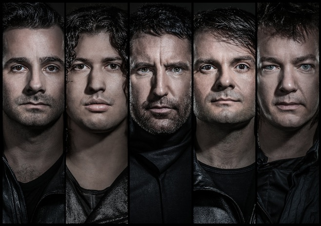 Watch Nine Inch Nails Perform New Song