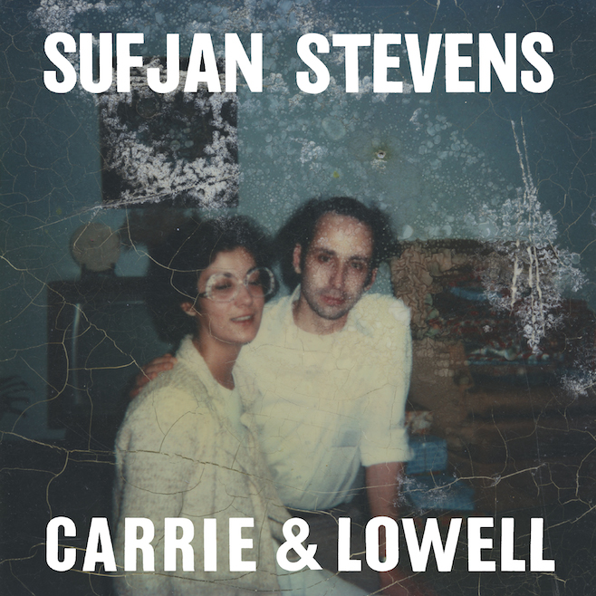 Sufjan Stevens Streams New Album Carrie & Lowell