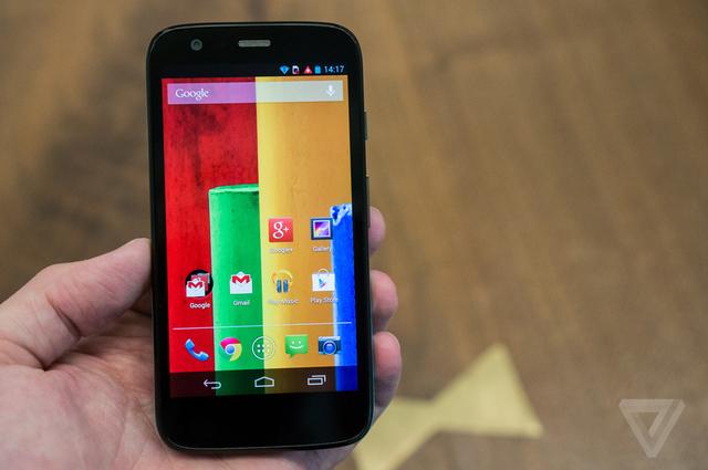 Gallery Photo: Motorola Moto G photos