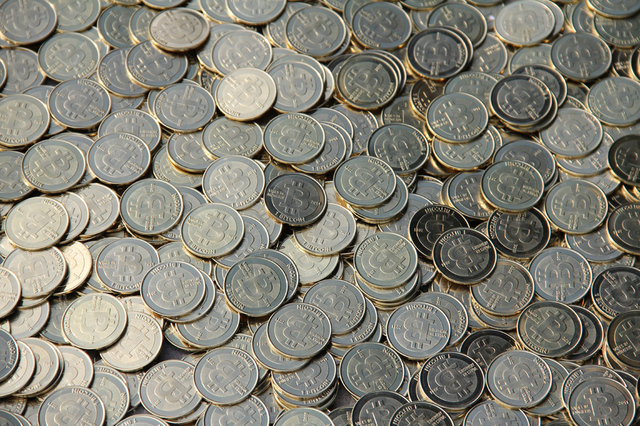 Bitcoins (Casascius)