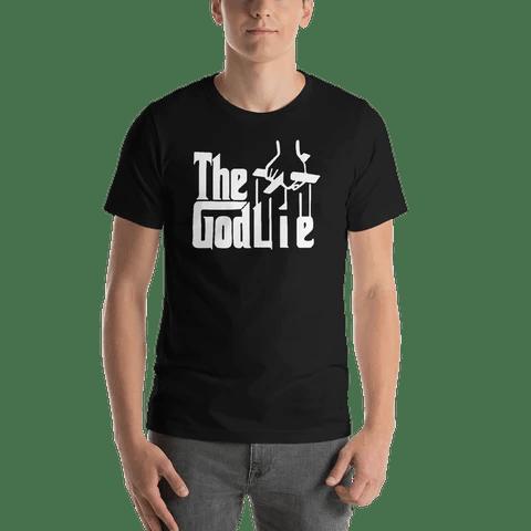 The God Lie Funny Atheist Shirt