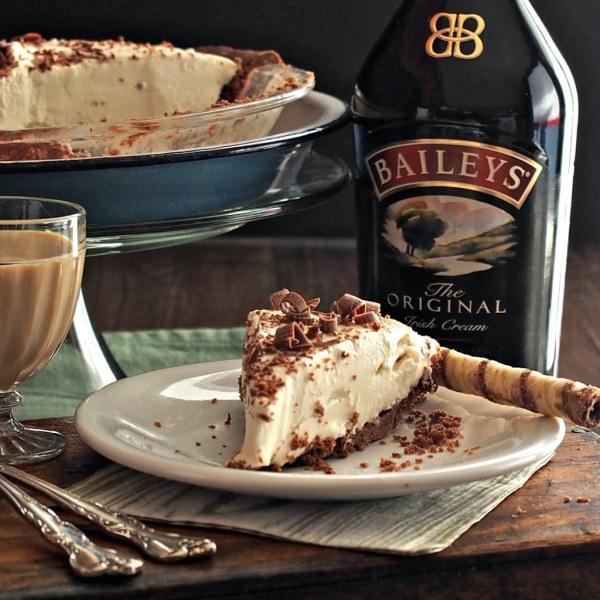 Irish Cream Pie   Simply Sated