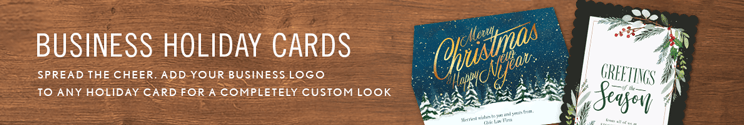 Business Holiday Cards Simply To Impress