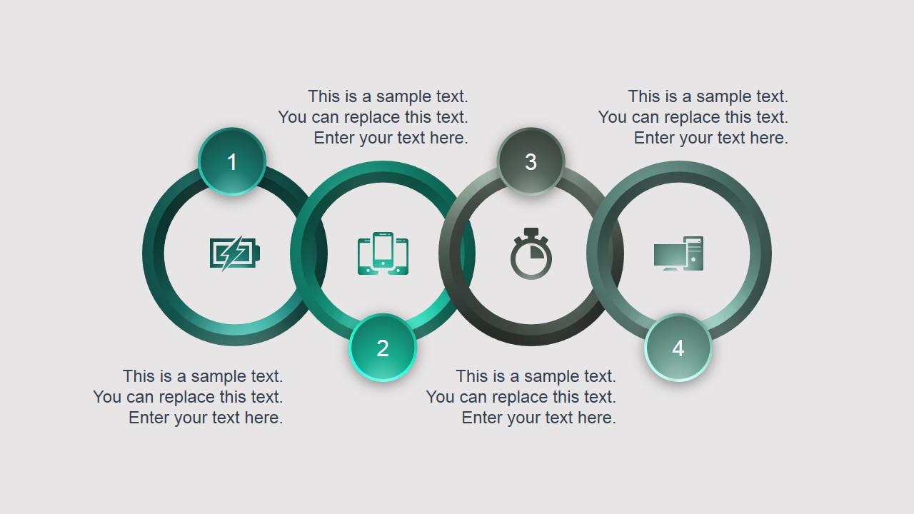 Evolution Business Powerpoint Template Slidemodel