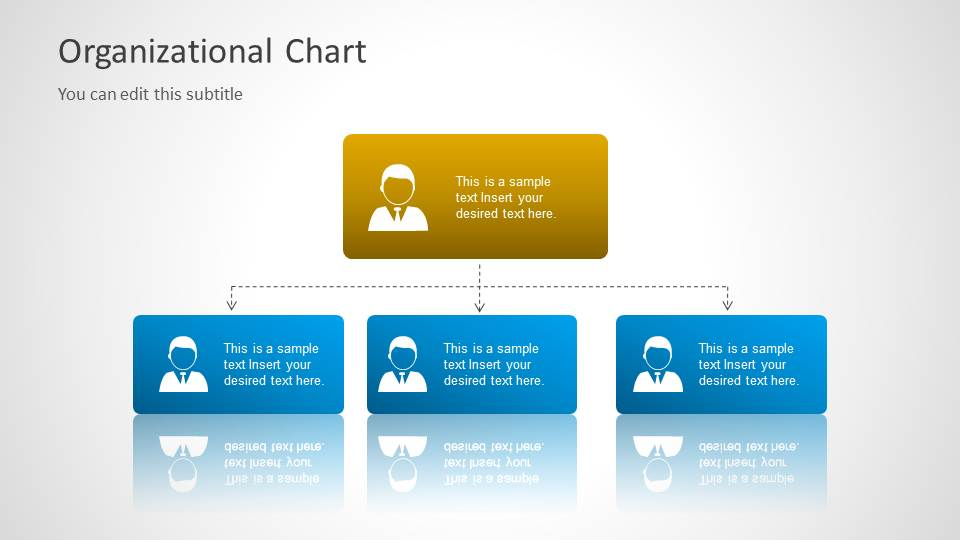 Org Chart Template For Powerpoint Slidemodel