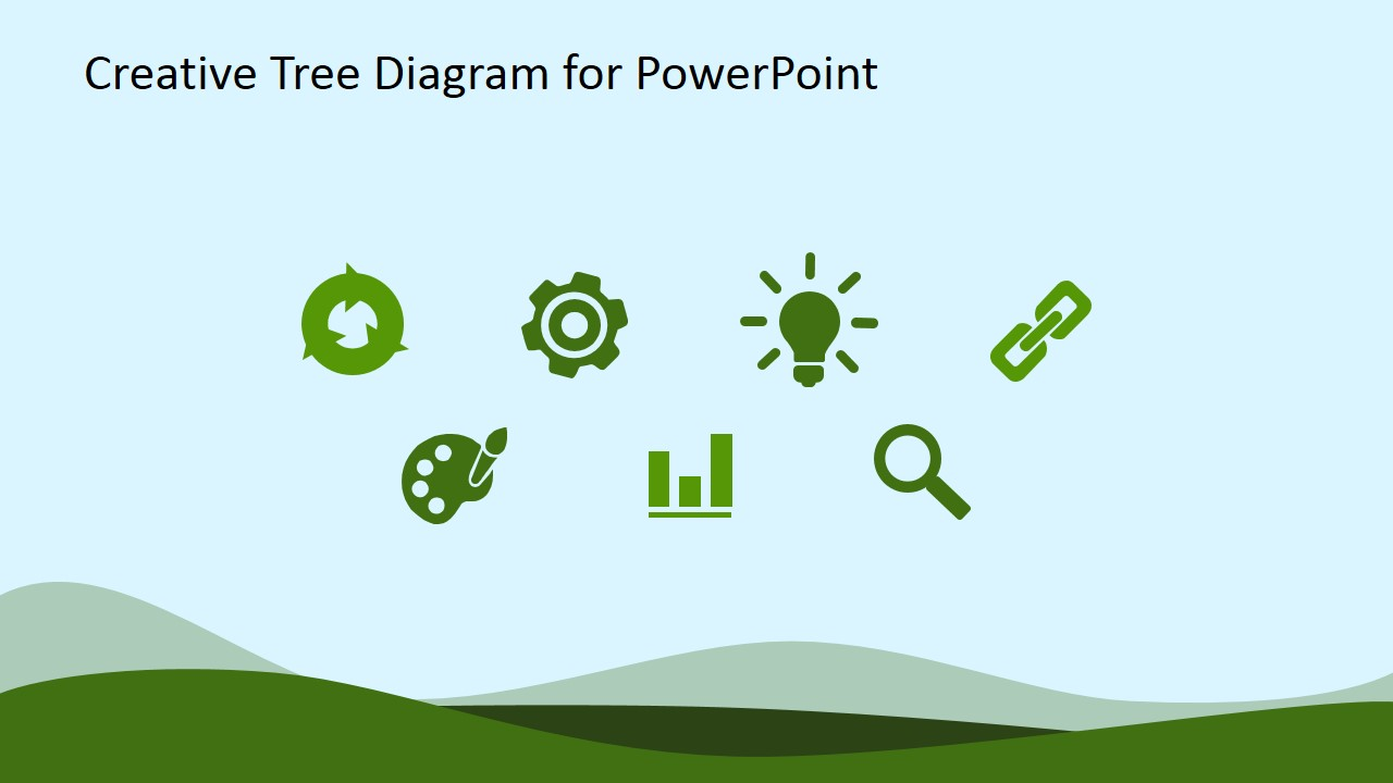 Eco Friendly Flat Icons For Powerpoint Slidemodel