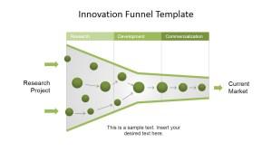 Innovation Funnel Diagram Template for PowerPoint  SlideModel