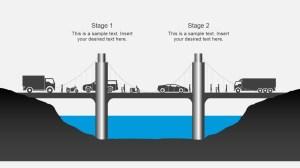 Bridge Diagrams PowerPoint Template  SlideModel