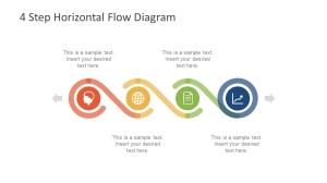 4 Step PowerPoint Diagram Infographics  SlideModel