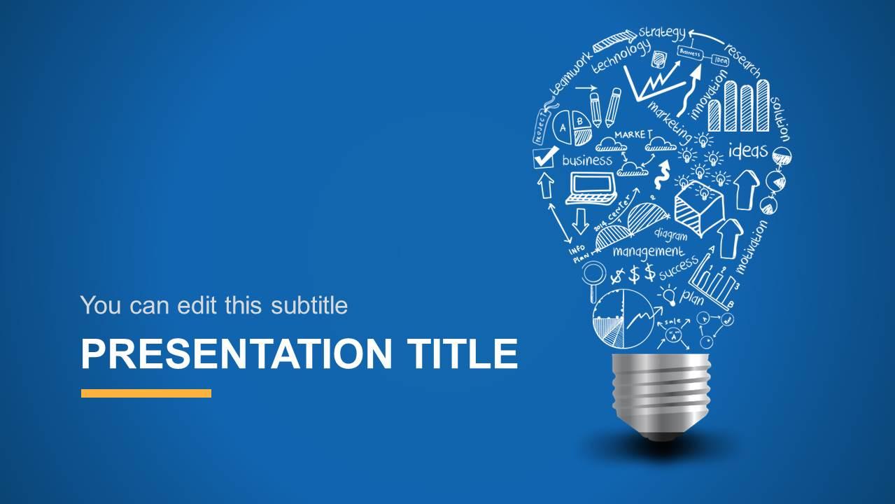 Google Ppt Template. slidescarnival free presentation templates ...