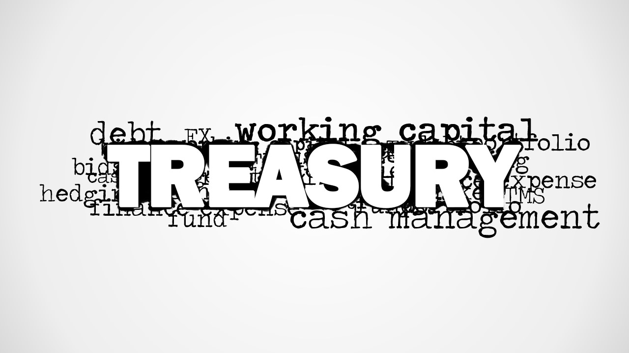 Treasury Word Cloud Picture For Powerpoint Slidemodel