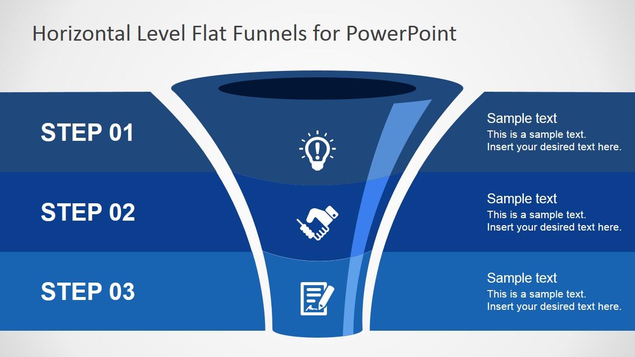 Free Powerpoint Funnel Template Slidemodel