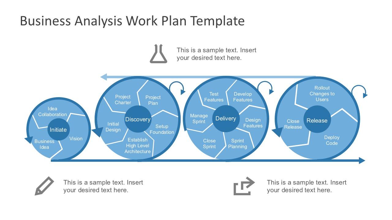 Free Business Analysis Work Plan Template
