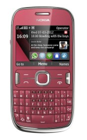 nokia-asha-302-plum-red