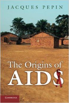 The Origins of AIDS Book Cover