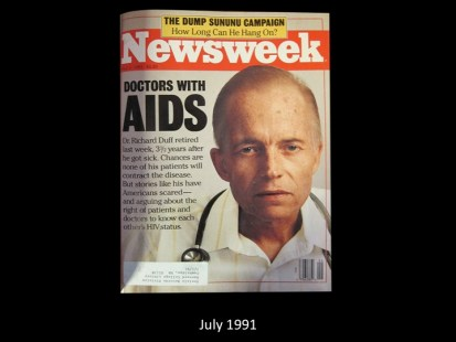 Newsweek Cover July 1991