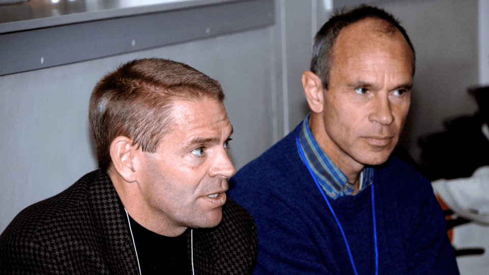 Bill Wester & Hermann Bussmann