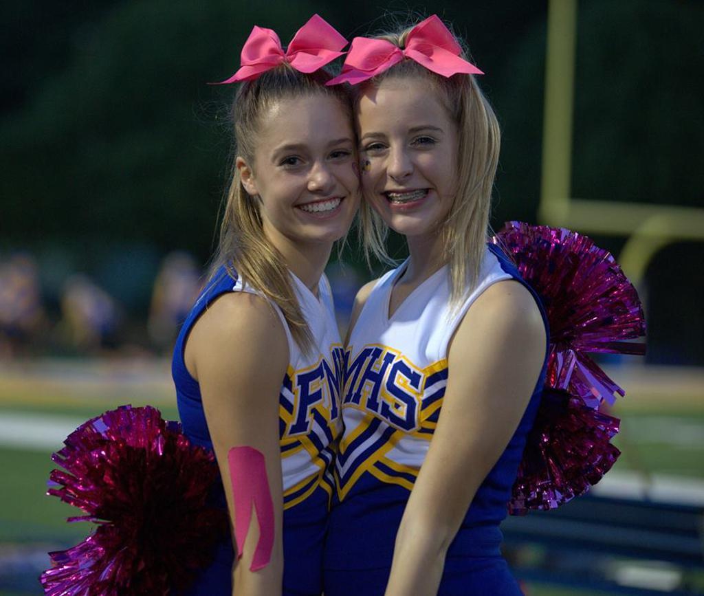 Bikki 9th Grade Girl Cheerleader