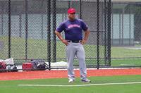 Cardinals head coach Joe Lisio