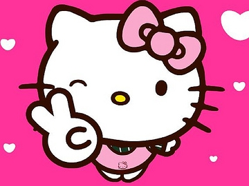 pink hello kitty wallpaper iphone blackberry