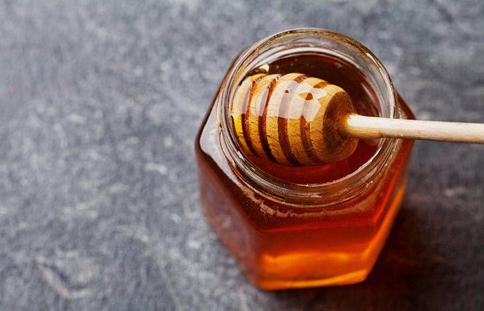 Honey-Hair-Rinse