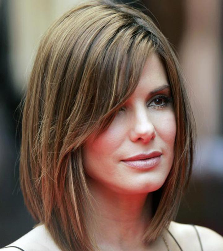5 Flattering Hairstyles For Long Faces 5 Flattering Hairstyles For Long Faces