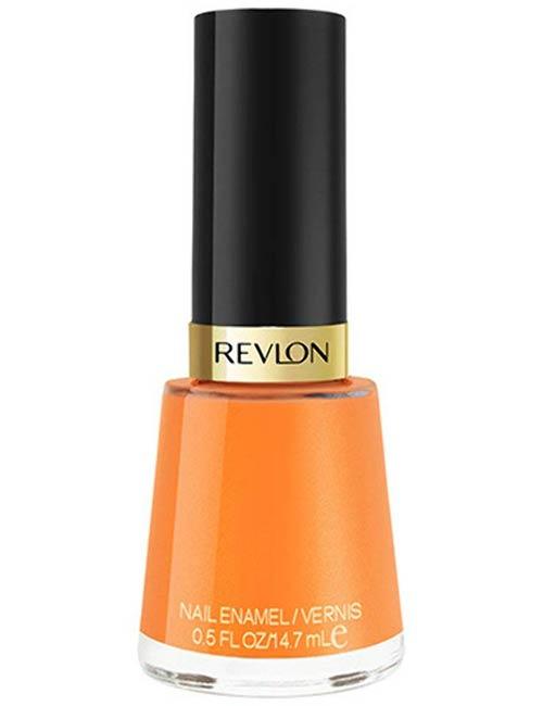 Revlon Core Nail In Tangerine