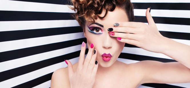 Simple And Easy Beginners Nail Art Ideas For Short Long Nails