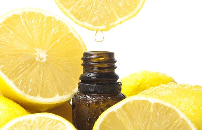 Lemon And Glycerin Lip Mask To Get Soft Pink Lips