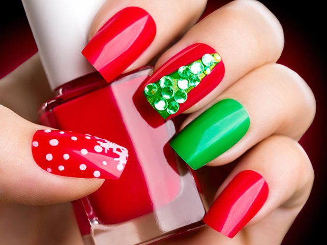 Nail Paint Designs Images 112