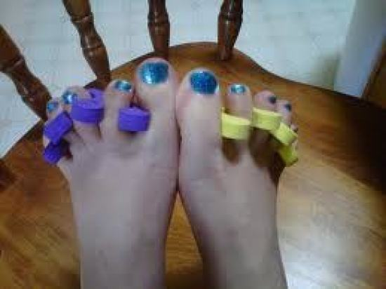 nail color for toe nails