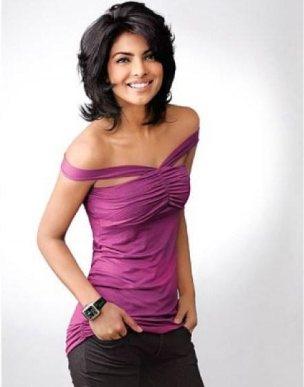 priyanka chopra short hairstyle