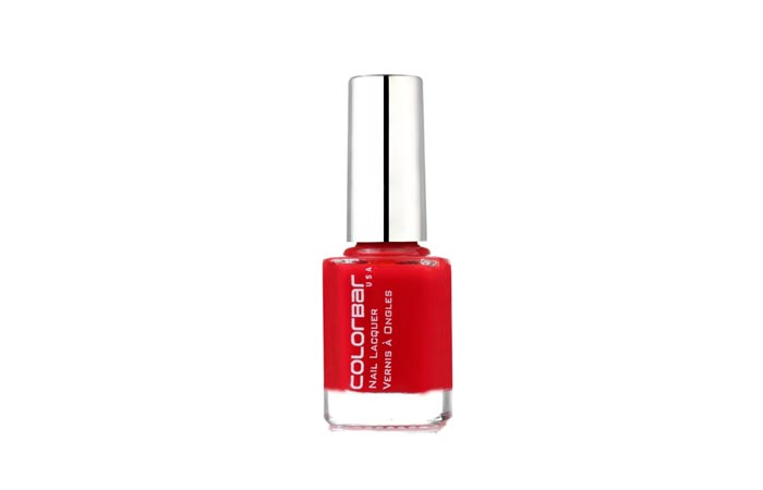Colorbar Best Nail Polish Brand In India