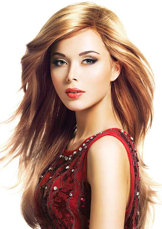 50 Latest Hairstyles For Long Hair That You Can Try Today Latest Hairstyles For Long Hair   All Around Layers hairstyle Pinit
