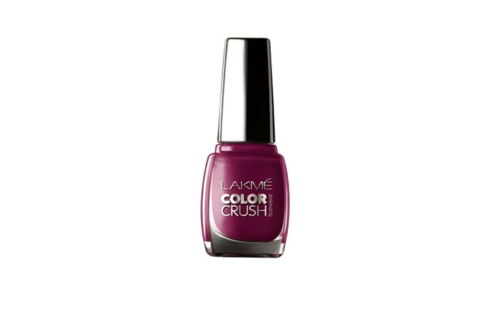 Lakme Best Nail Polish Brand In India