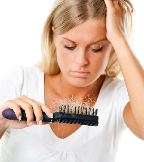Image result for female hair loss