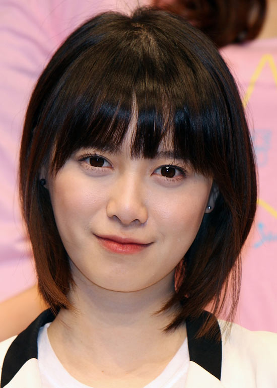 Korean  Short  Hairstyles  For Round  Faces  Hair