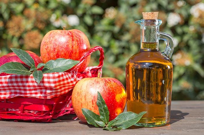Apple cider Vinegar for vaginal odor
